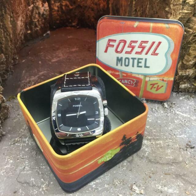 Orologio da polso fossil nero