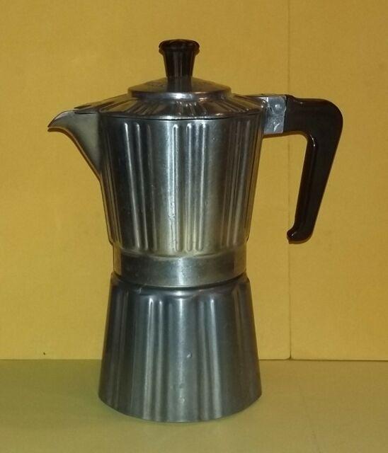 Caffettiera ALBERTINI mod. Superespresso da 6 tazze in