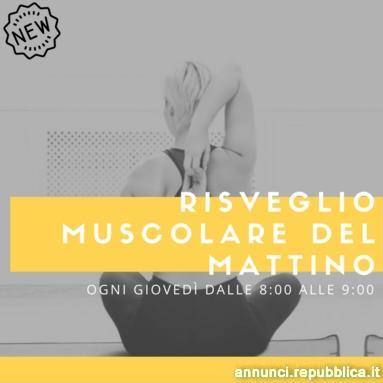 Corso di Risveglio muscolare del giovedì alle 8:00 Bologna