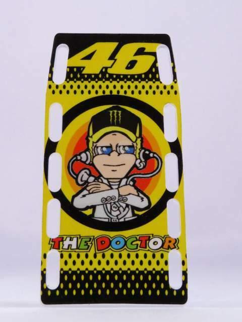 Valentino rossi pitboards motogp box scala 1/12 new