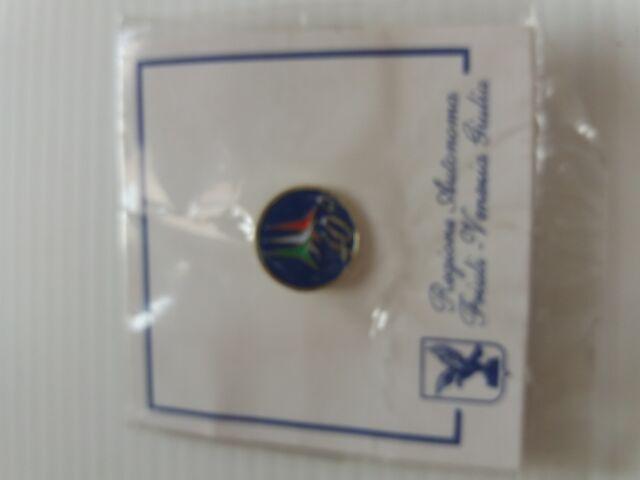 Distintivo 40° anniversario Frecce Tricolori