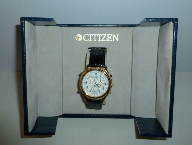 Orologio Citizen Chronograph Alarm -Y