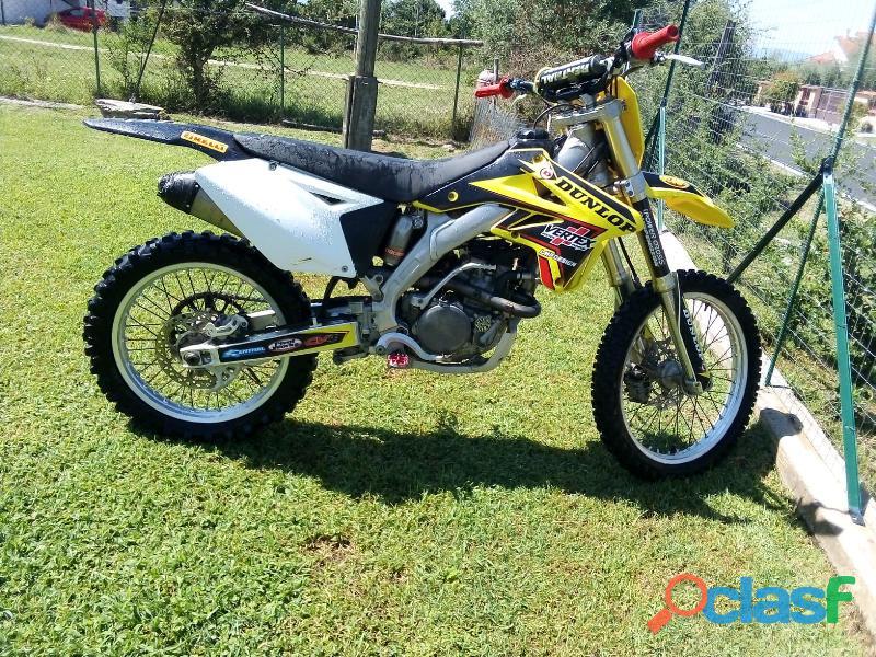 Suzuki rmz 250 4 tempi anno 2009