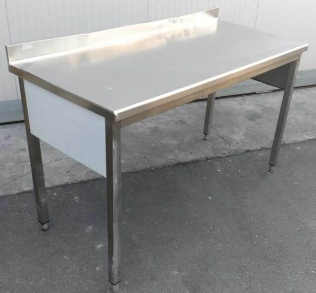 Tavolo inox usato con piano refrigerato | Posot Class