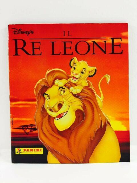 Album Figurine Panini Il Re Leone