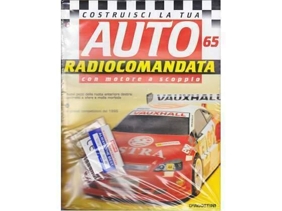 Costruisci la tua auto radiocomandata deagostini