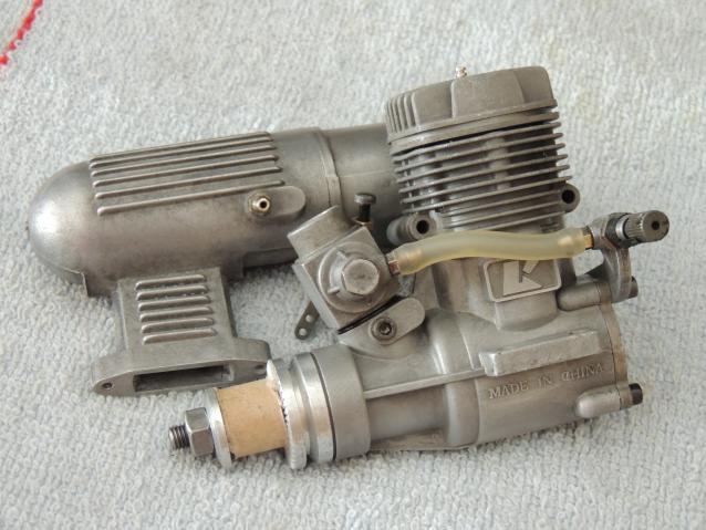 Motore a scoppio Kyosho GX  cc
