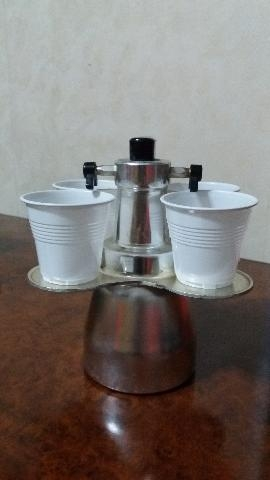 CAFFETTIERA 4 TAZZE