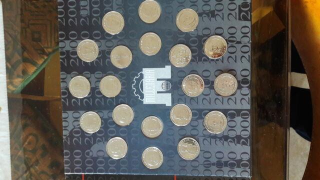 Millenia monete ricordo
