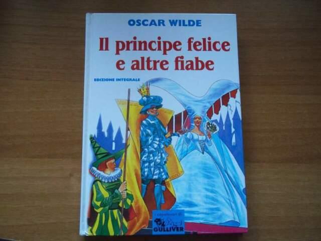 """Libro:""""Il principe felice e altre fiabe"""""""