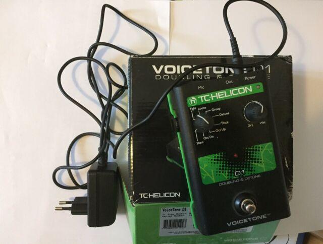 Tc helicon voice double