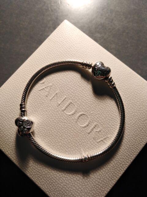Bracciale Pandora con charm originale