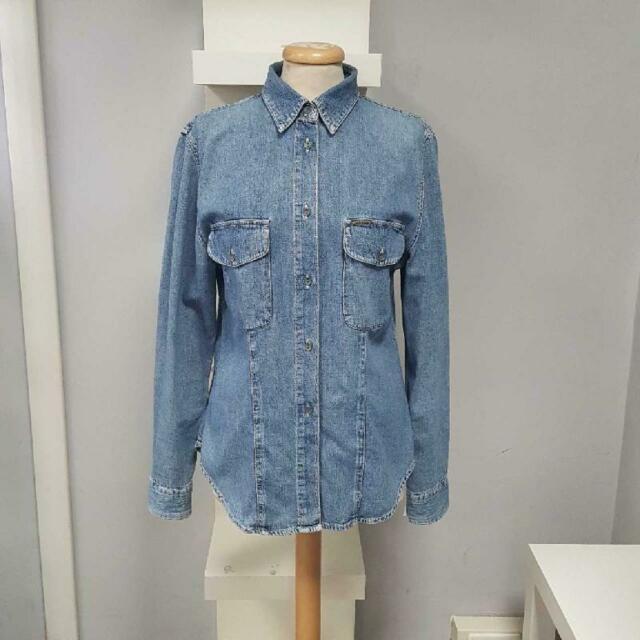 Camicia donna calvin klein jeans