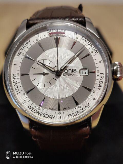 Orologio originale Oris Artielier Big Crown perfetto