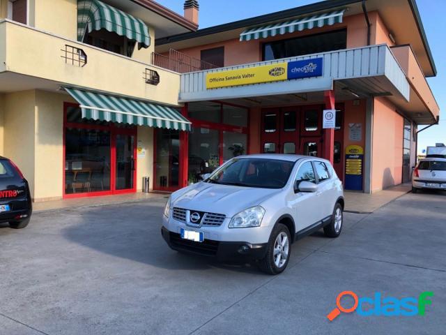 NISSAN Qashqai diesel in vendita a Campolongo Maggiore