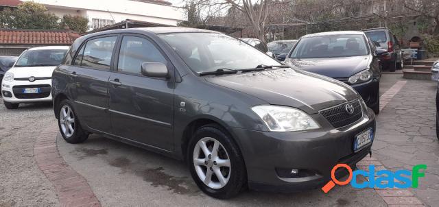 TOYOTA Corolla diesel in vendita a Castrolibero (Cosenza)