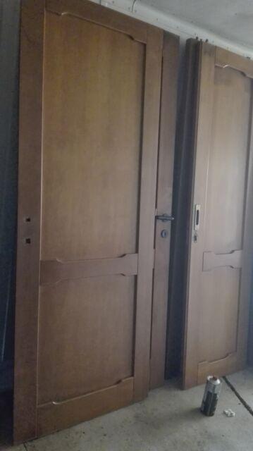 3 Porte IN legno MASSELLO scorrevoli