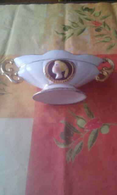 Soprammobile in ceramica anni 60