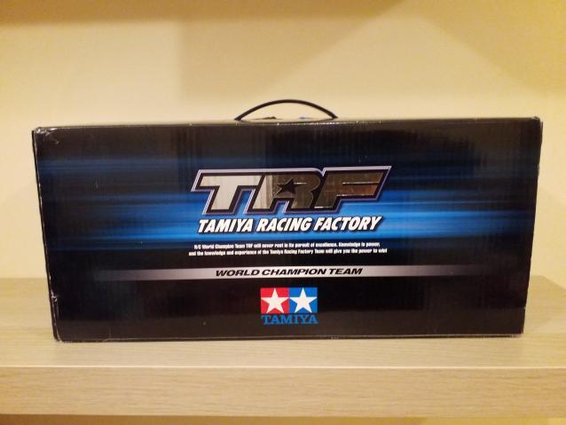Tamiya TB05 MSXX professionale
