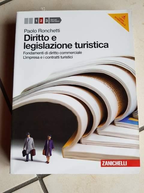 Diritto e legislazione turistica - isbn