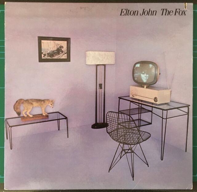 Elton John - The Fox LP
