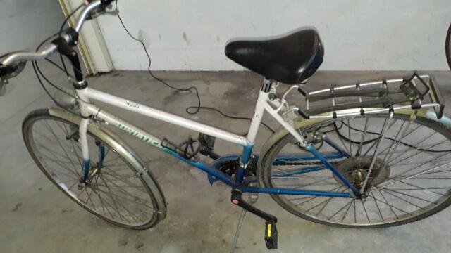 City bike bicicletta adriatica town