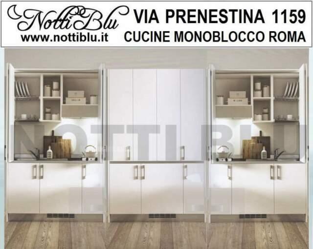 Cucina monoblocco a VE63 Induzione anche per C. da Letto