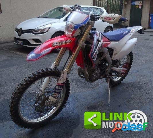 Honda CRF 250 R benzina in vendita a Como (Como)