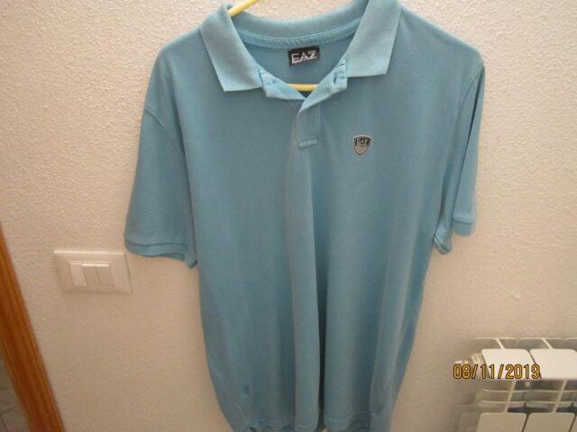 Polo t shirt Emporio Armani EA7