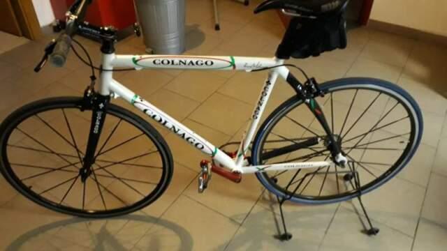 Bicicletta da corsa Colnago Active Plus