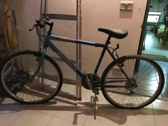 Mountain bike mtb ragazzo