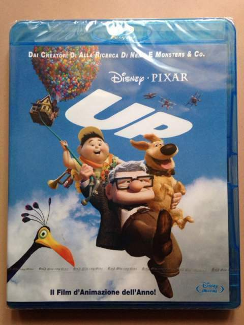 Up blu ray disc nuovo