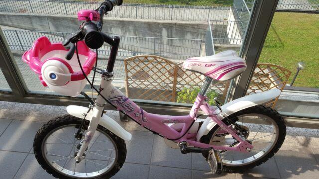 Bicicletta bambina carnielli 14 pollici