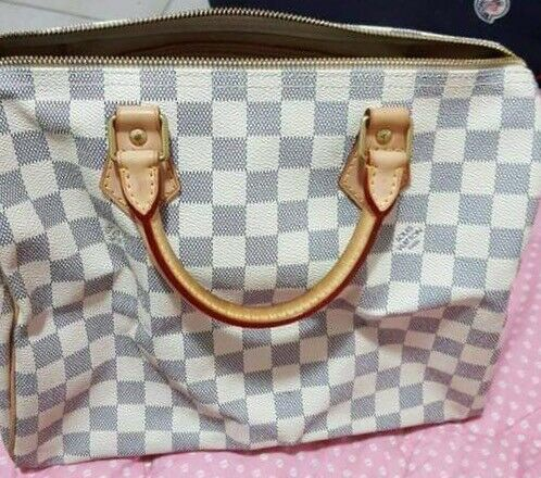 Louis vuitton speedy 30 originale