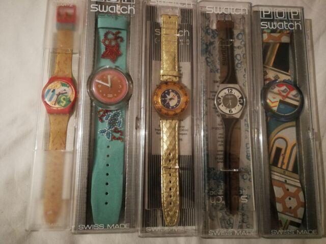 Orologi Swatch vintage anni 90
