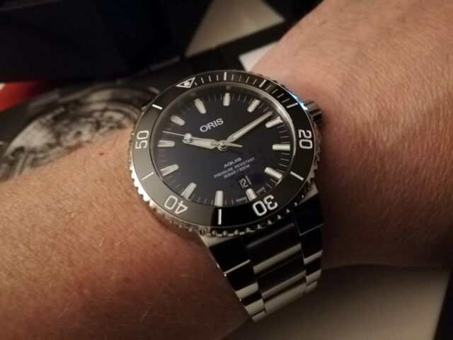 Orologio ORIS AQUIS subacqueo