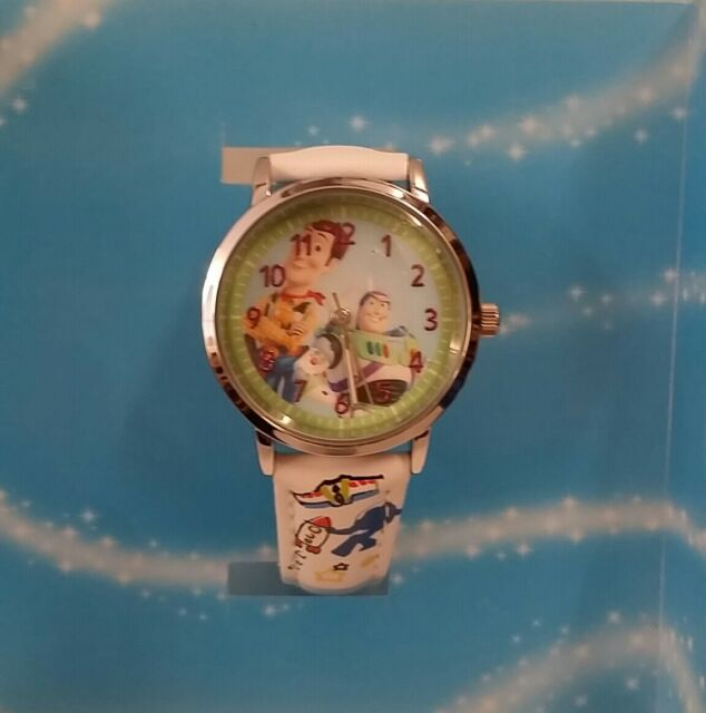Orologio watch Walt Disney Toy Story movimento al quarzo.