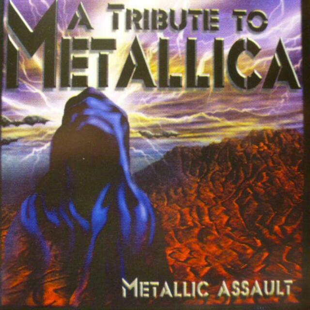 Various - a tribute to metallica: metallic assault