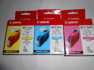 Cartucce marca Canon vari modelli e prezzi