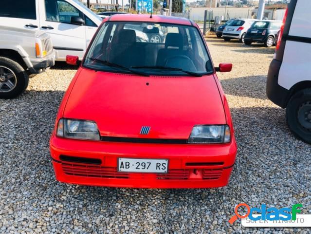 FIAT Cinquecento benzina in vendita a Scandicci (Firenze)