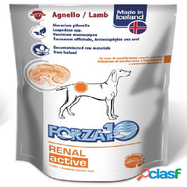 Forza10 actiwet busta gr 100 renal agnello per cane