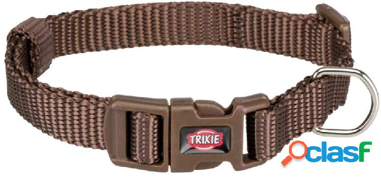Trixie premium collare xxs - xs 15-25 cm / 10 mm marrone