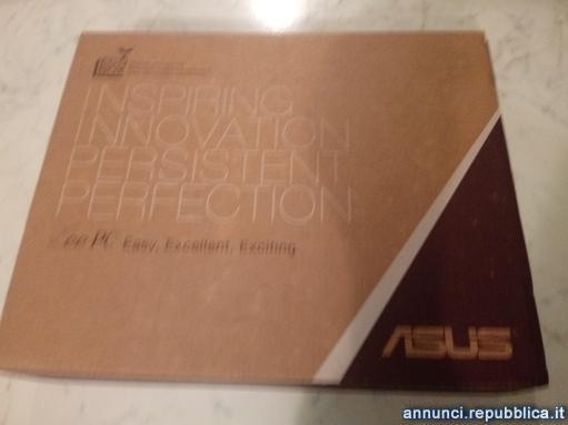 vendo notebook ASUS come nuovo Busto Arsizio