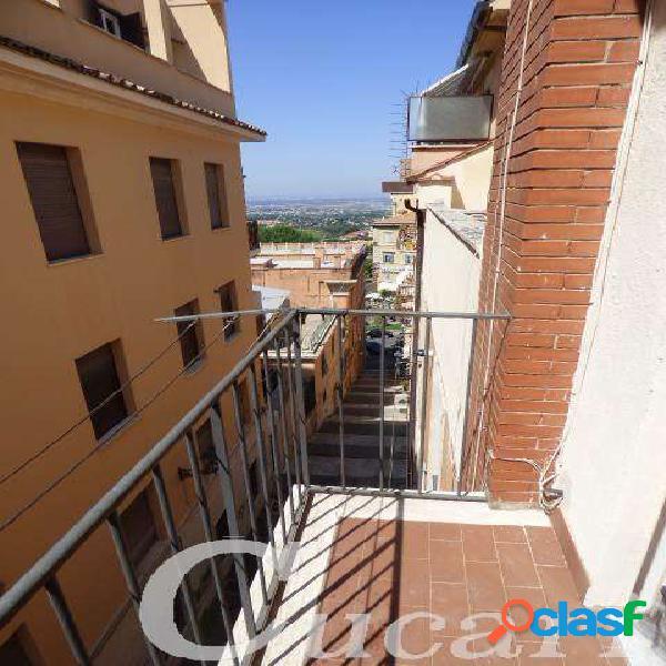 vft71 trilocale balconato e panoramico
