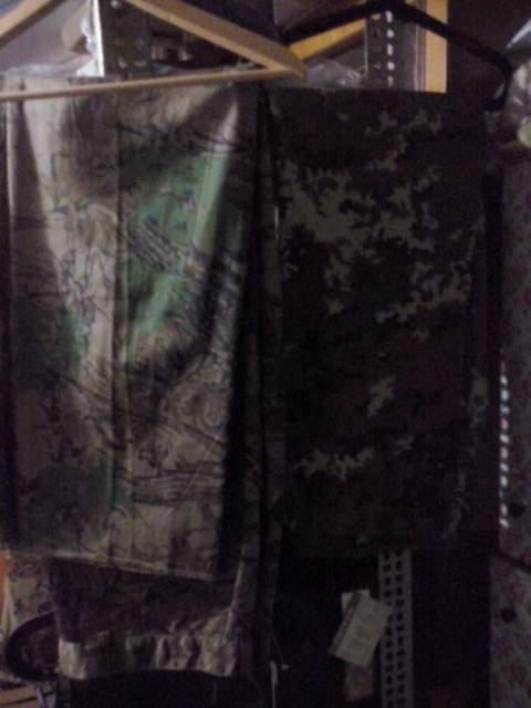 Pantaloni da caccia in goretex   Posot Class