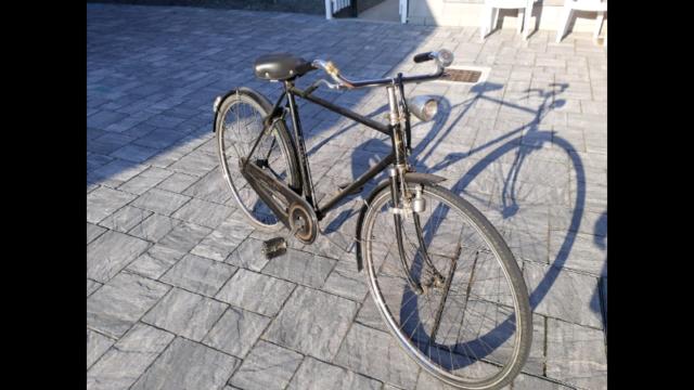 Bici uomo bicicletta Bianchi anni 50