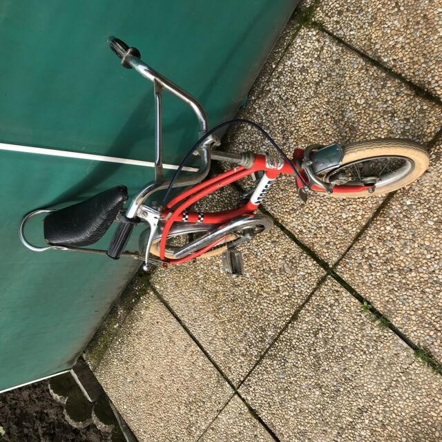 Bicicletta da bambino vintage