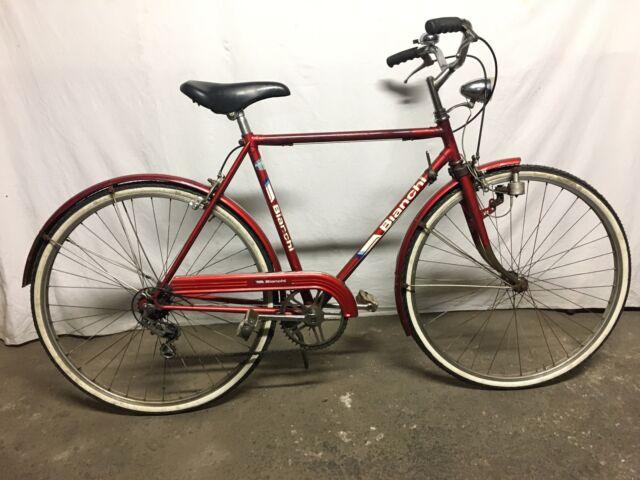 """Bicicletta usata da uomo BIANCHI Ledro 26"""""""
