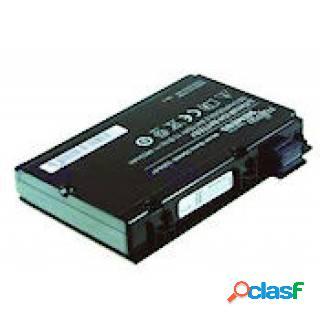 2-Power CBI3088A, Ioni di Litio, 4400 mAh, 11,1 V, Nero, 338