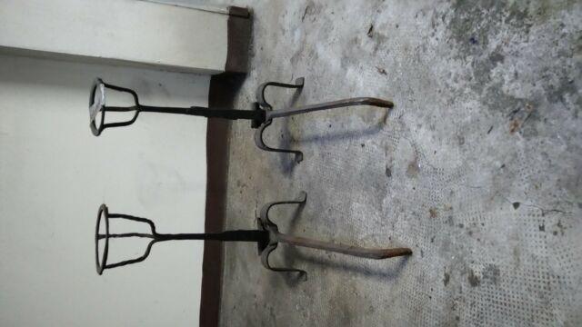 Antichi Alari Da Camino.